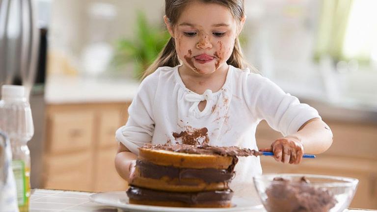 eliminar manchas chocolate