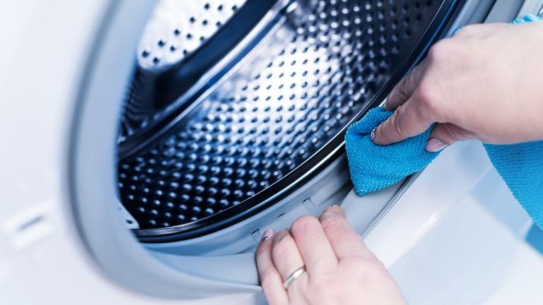 como limpiar el lavarropas con vinagre