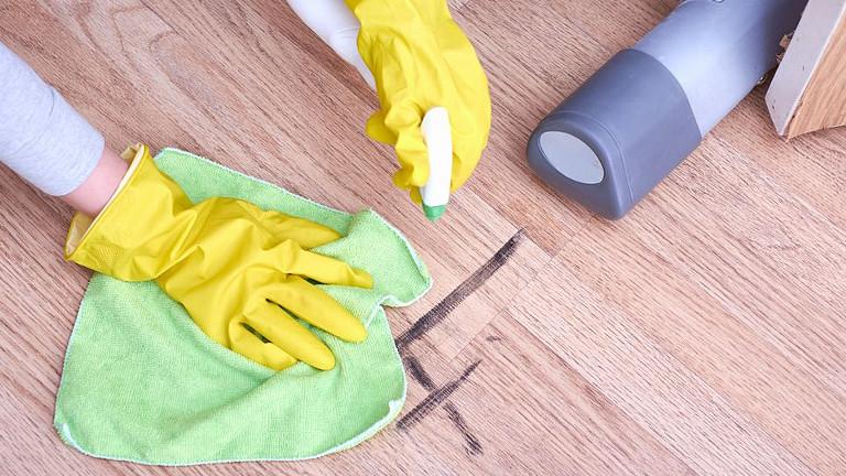 limpiar parquet