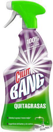 Cillit-Bang Quitagrasas - Mejores limpiadores de horno