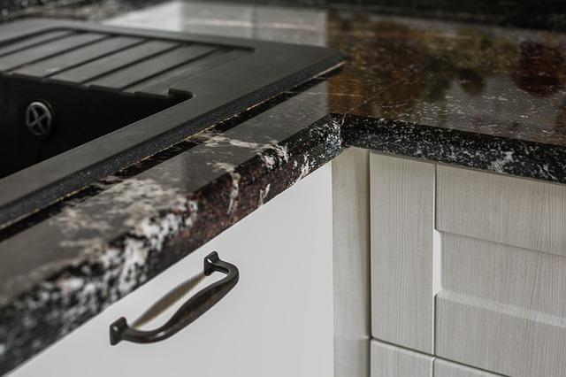 Desinfectar encimeras de granito cómo