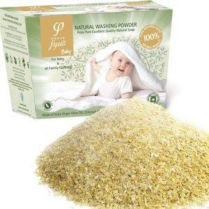 Fysio – Detergente en polvo para ropas de bebe