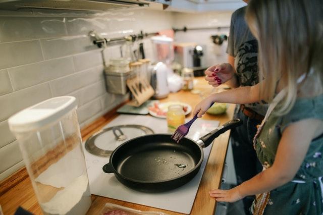 Jabón para platos sarten