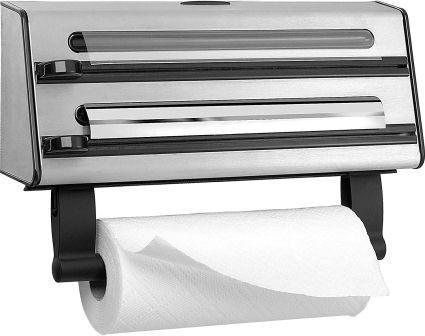 Mejores soportes para papel de cocina Emsa 3 en 1