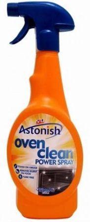 Mejores limpiadores de horno - Astonish Limpiador 750 ml