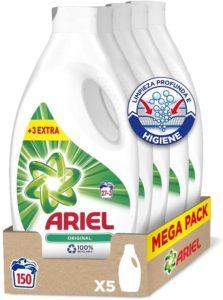 Ariel Detergente Líquido para Lavadora x 150