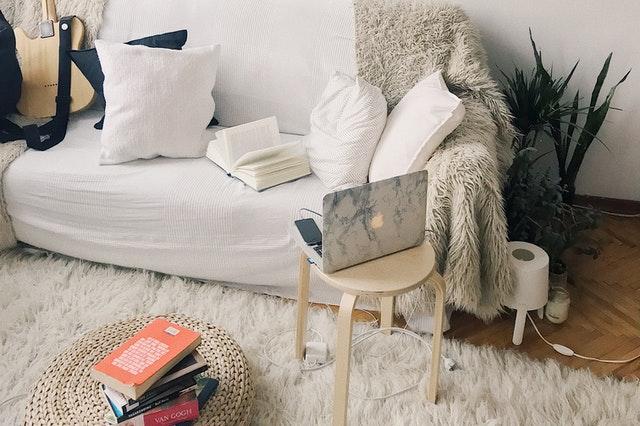 Consejos para limpiar un sofá