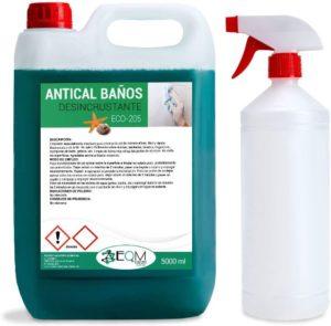 Ecosoluciones Químicas ECO-205 - Antikal