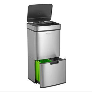 Homra Nexo - Cubo de basura y reciclaje