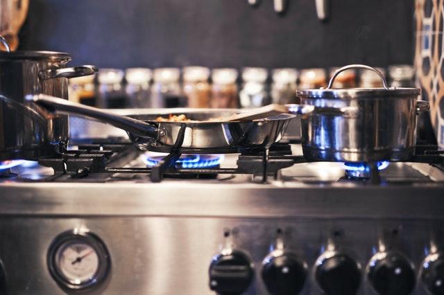 Consejos para limpiar ollas quemadas