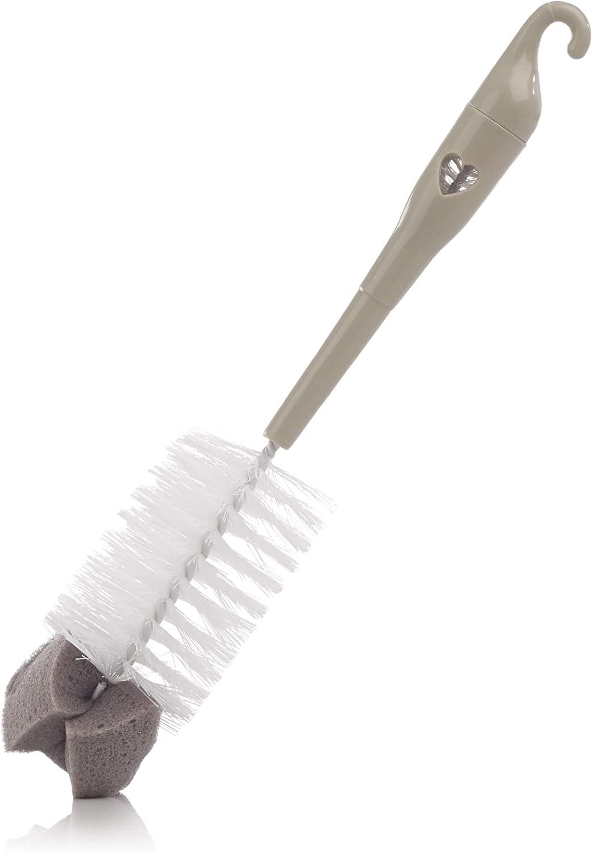 Jané Cepillo Doble Uso con Esponja