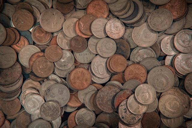 Limpiar monedas con vinagre