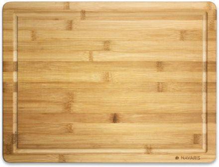 Navaris Tabla para Cortar de bambú