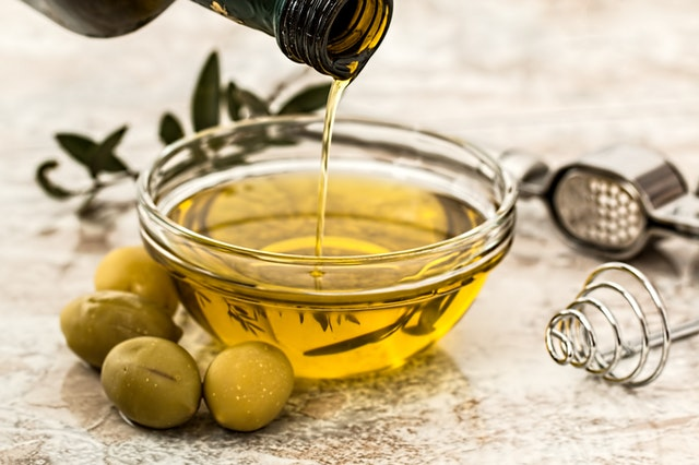 Quitar manchas de aceite