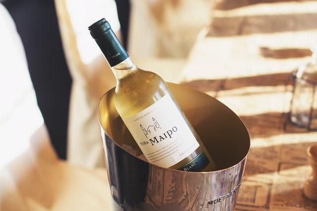 Vino blanco para limpiar óxido