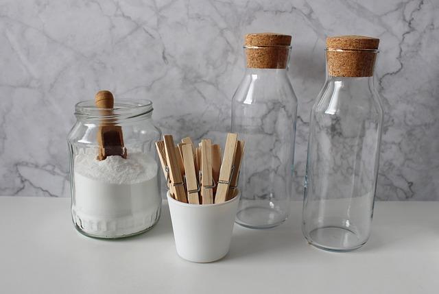 Quitar manchas de óxido con bicarbonato