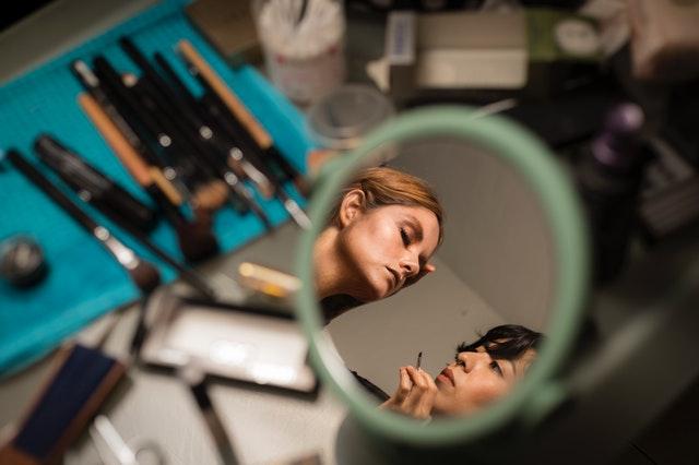 Eliminar manchas de maquillaje con vinagre