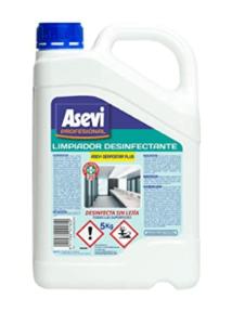 Limpiador Desinfectante Asevi Gerpostar Plus