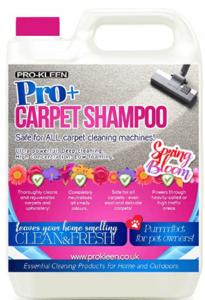 Limpiador de Alfombras Pro-Kleen Pro+ Carpet Shampoo