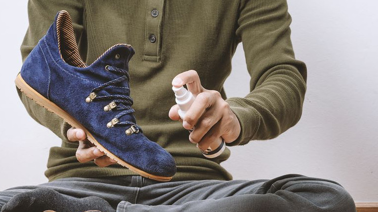Recomendaciones generales para limpiar los zapatos de gamuza