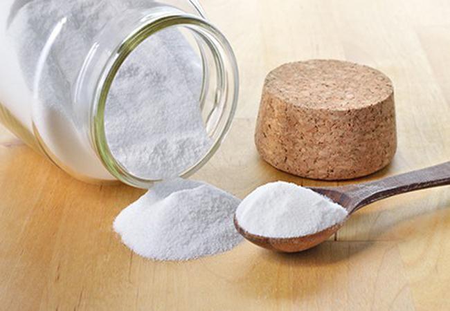 Solución de bicarbonato de sodio