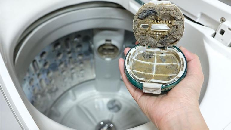 como limpiar el deposito de jabon del lavarropas