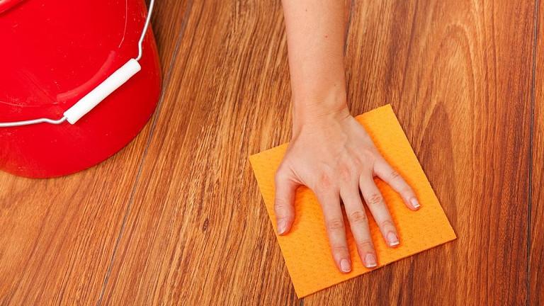 como limpiar el parquet