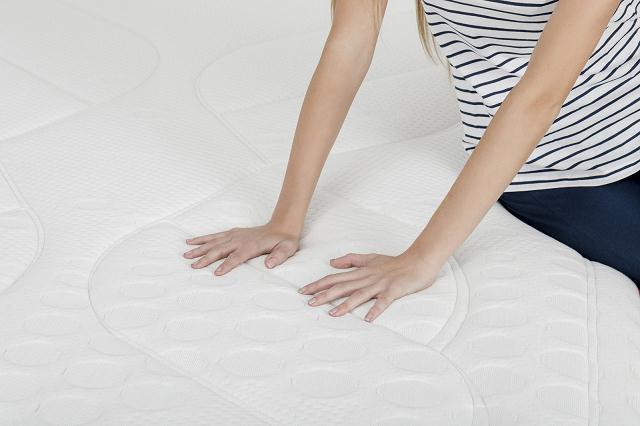 mancha de un colchón