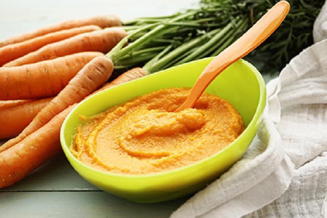 manchas de zanahoria
