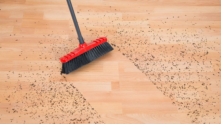 productos para limpiar pisos de madera